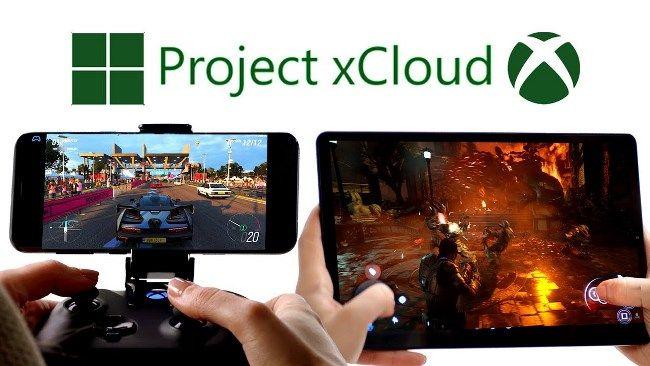 Microsoft Project xCloud: фото