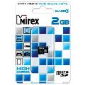 Mirex microSD Class 4 2GB min: фото