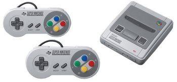 Консоль Nintendo Classic Mini: фото