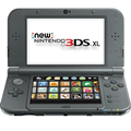 Nintendo New 3DS XL min: фото