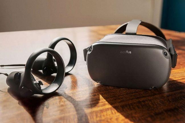 Oculus Quest: фото