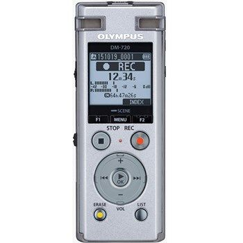 Диктофон Olympus DM 720: фото