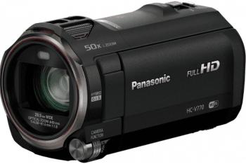 Видеокамера Panasonic HC V770: фото