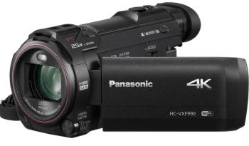 Видеокамера Panasonic HC VXF990: фото