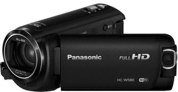 Видеокамера Panasonic HC W580: фото