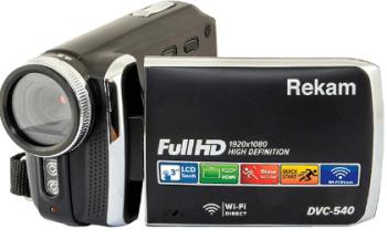 Видеокамера Rekam DVC 540: фото