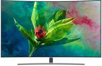 Телевизор Samsung QE55Q8C 2018: фото