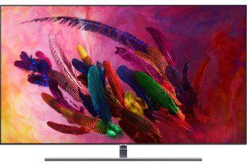 Телевизор Samsung QE65Q7FNAUXRU: фото