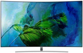Телевизор Samsung QLED QE55Q8CAM: фото