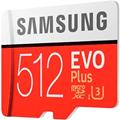 Samsung microSDXC EVO Plus min: фото