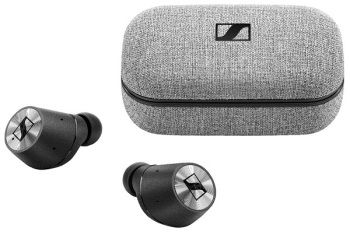 Наушники Sennheiser Momentum True Wireless: фото
