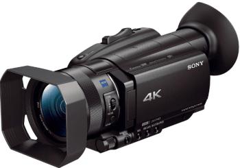 Видеокамера Sony FDR AX700: фото