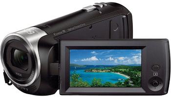 Видеокамера Sony HDR CX405: фото