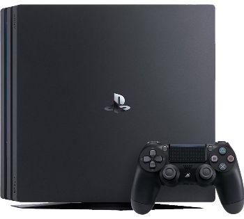 Консоль Sony PlayStation 4 Pro: фото