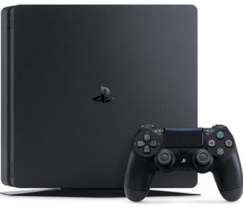 Консоль Sony PlayStation 4 Slim: фото