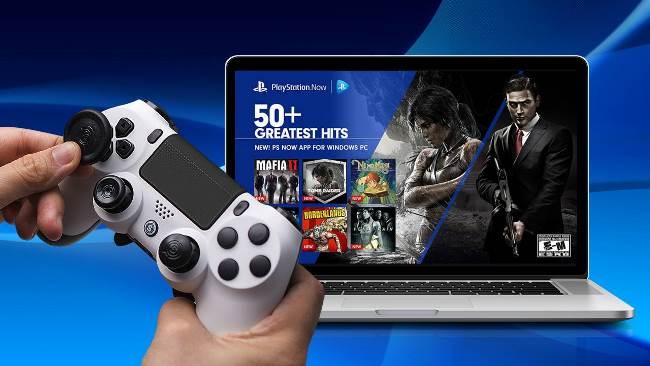 Sony PlayStation Now: фото
