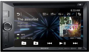 Автомагнитола Sony XAV W600: фото