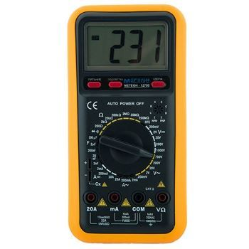 Мультиметр megeon 12700: фото