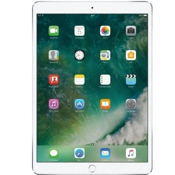 Планшет Apple iPad Pro 10.5 256Gb Wi Fi silver: фото