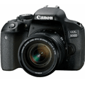 Canon EOS 800D Kit min: фото