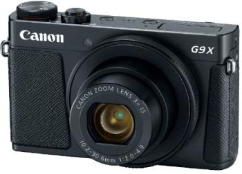 Фотоаппарат Canon PowerShot G9 X Mark II: фото