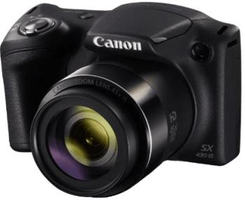 Фотоаппарат Canon PowerShot SX430 IS: фото