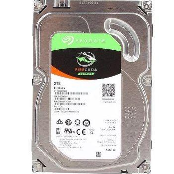 Жесткий диск Seagate ST2000DX002: фото