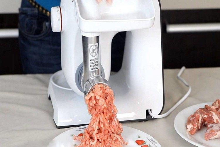 Как выбрать электрическую мясорубку для дома 11: фото