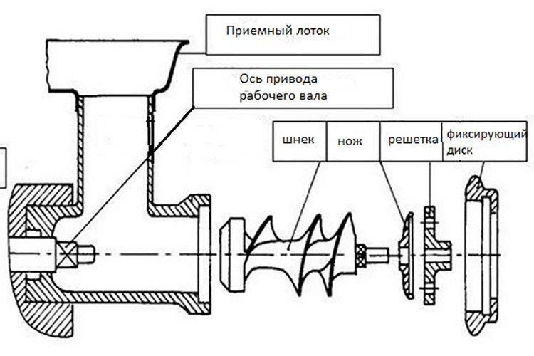 Как выбрать электрическую мясорубку для дома 6: фото