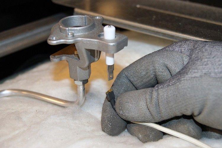 Встраиваемая газовая варочная панель 21: фото