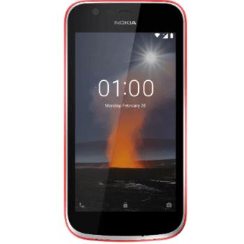 Смартфон Nokia 1: фото