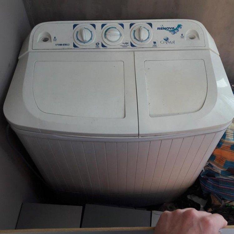 Стиральная машина Малютка 10: фото