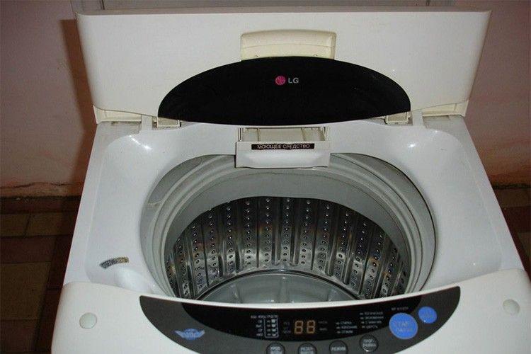 Стиральная машина Малютка 2: фото