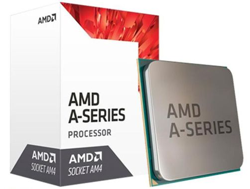 Процессор AMD A6 9500: фото