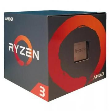AMD Ryzen 3 1200 Summit Ridge: фото
