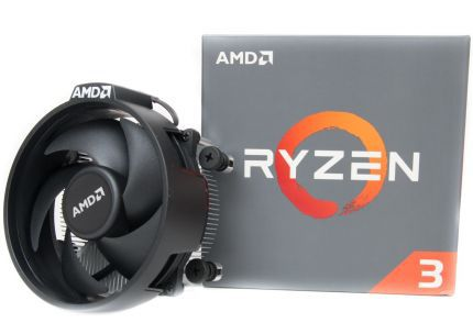 AMD Ryzen 3 1300X Summit Ridge: фото