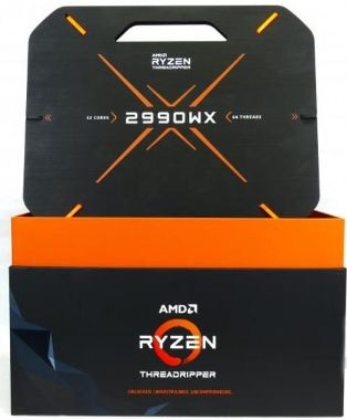 AMD Ryzen Threadripper 2990WX Colfax: фото