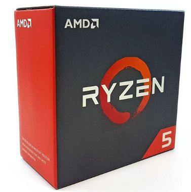 AMD Ryzen 5 1600 Summit Ridge: фото