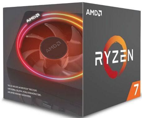 AMD Ryzen 7 2700 Pinnacle Ridge: фото