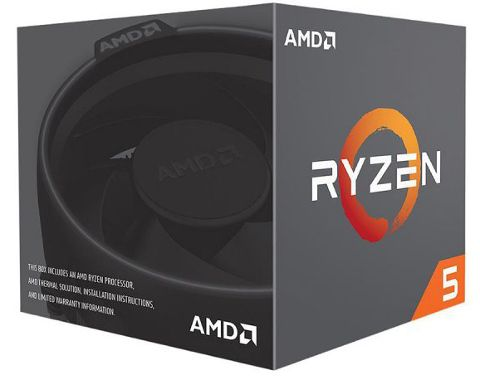 AMD Ryzen5 2600X Pinnacle Ridge: фото