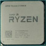 Процессор AMD Ryzen 3 1300X: фото