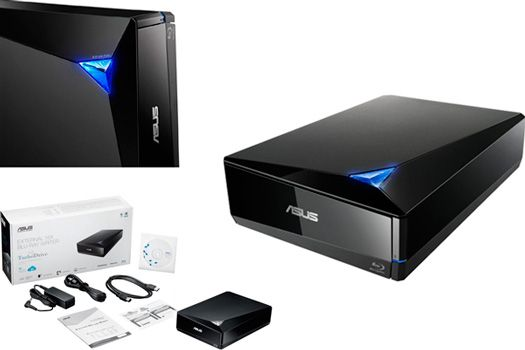 ASUS USB DVD Drive for Windows 10: photo