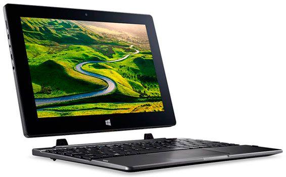 планшет-трансформер на Windows Acer: фото