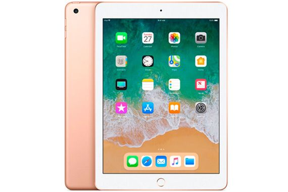 Планшет Apple iPad 2018 32GB Wi Fi: фото