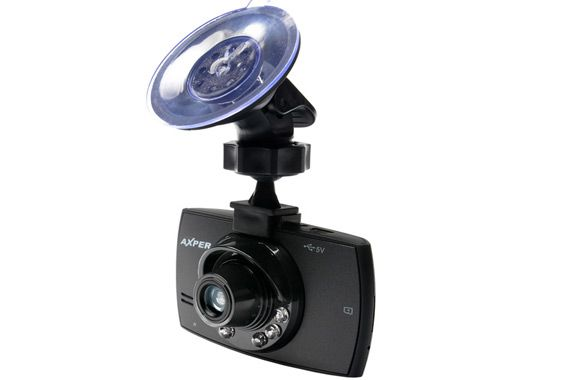 Видеорегистратор Axper Simpl: фото