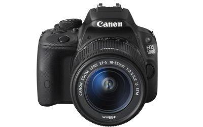 Фотоаппарат Canon EOS 100D Kit: фото