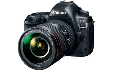 Фотоаппарат Canon EOS 5D Mark IV Kit: фото