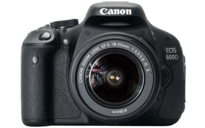 Фотоаппарат Canon EOS 600D Kit: фото