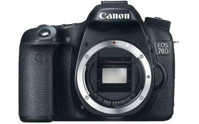 Фотоаппарат Canon EOS 70D Body: фото