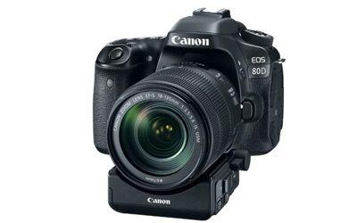 Фотоаппарат Canon EOS 80D Kit: фото